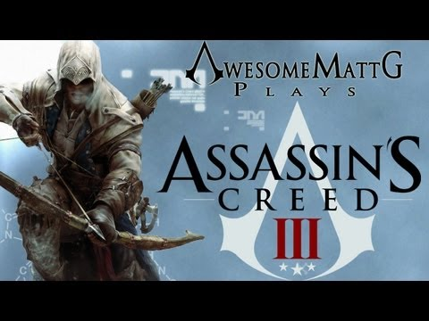 """Let's Play: Assassin's Creed 3 (031) """"Assassination #1: William Johnson"""""""