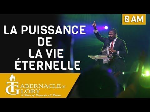 Pasteur Grégory Toussaint | La Puissance de la Vie Éternelle | Tabernacle de Gloire | 8AM