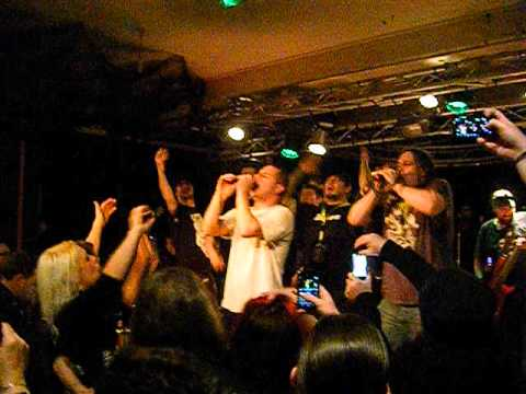 BREED 77 ~ Zombie Cover (Live at Crawford Arms) 16/03/2013 mp3