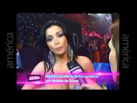 Mariela Zanetti: Me enamoré de mi jefe y soy feliz con él