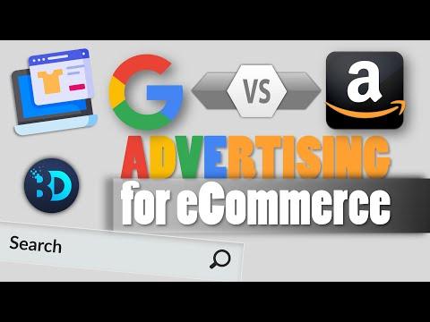 Google vs Amazon - Shopping Advertising for eCommerce