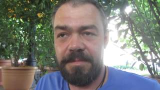 Виталий Олешко (Сармат) - о 6 месяцах плена в подвале ДНР