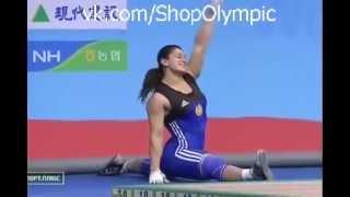 Назик Авдалян (чемпионка мира) сальто