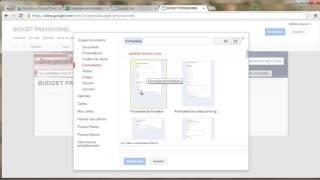 Integrer le formulaire Google Drive dans un site