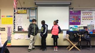 Community Connection: 4th graders Marketing activi Thumbnail