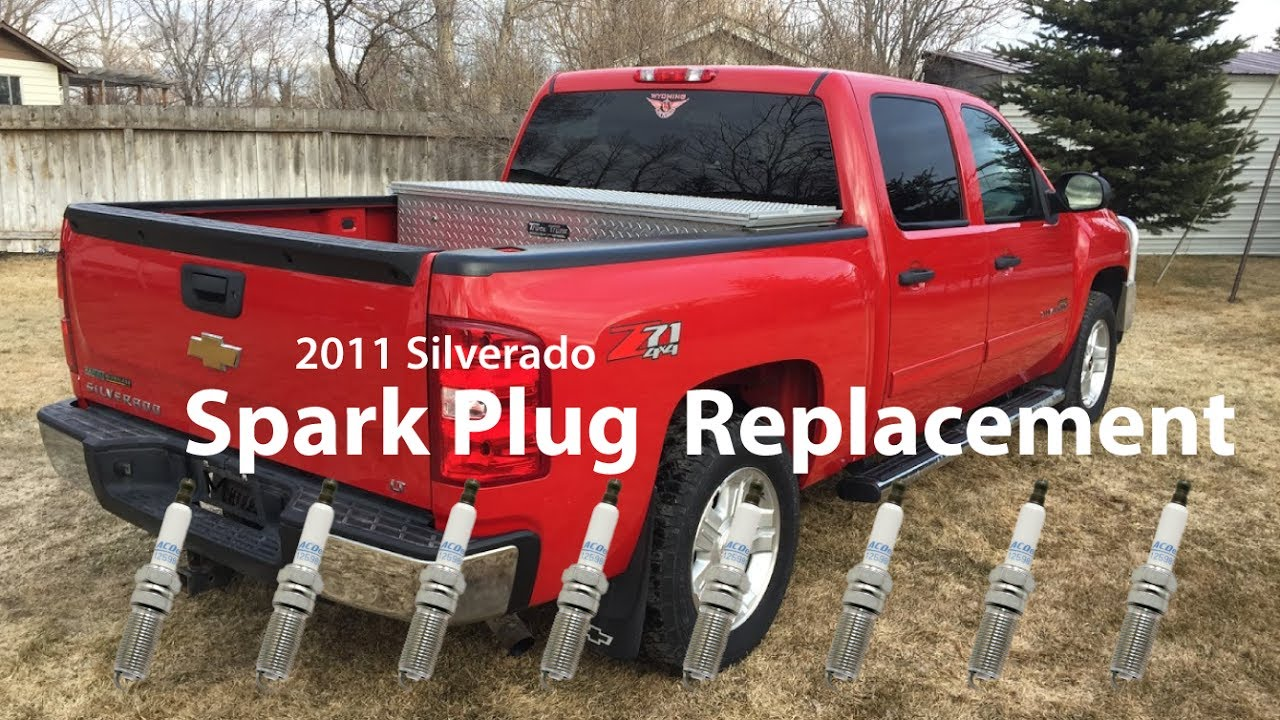small resolution of 2011 silverado how to replace the spark plugs