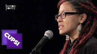 "Ariana Brown - ""Invocation"" (CUPSI 2015 Finals)"