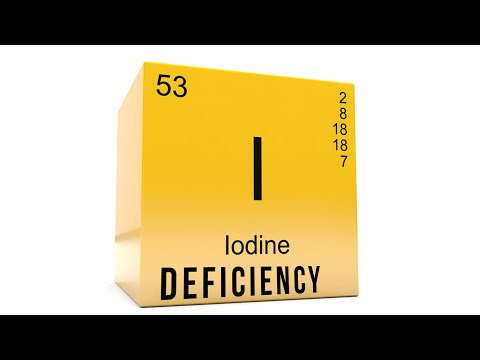 Sherry Tenpenny, DO outlines the many disorders that come from iodine deficiency IAOMT 2007 L.V.