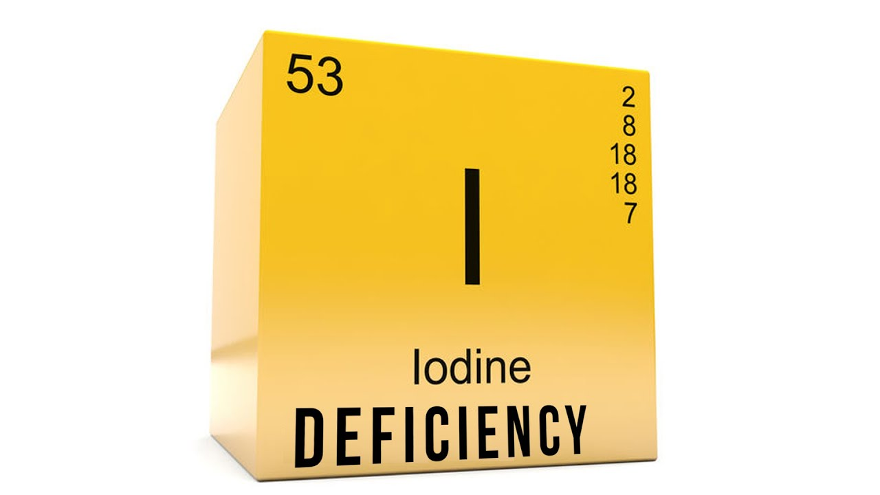 Sherry Tenpenny, DO: disorders that come from iodine deficiency and how to treat them