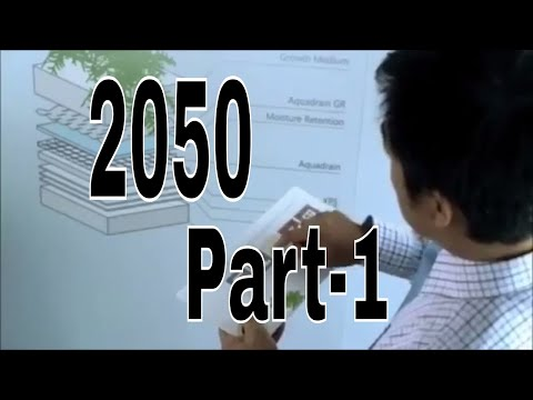 2050 Part-1 (The Future Predictions) Technology Of World:The knowledge presents