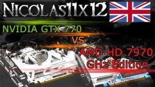 nvidia gtx 770 vs amd hd 7970 ghz edition