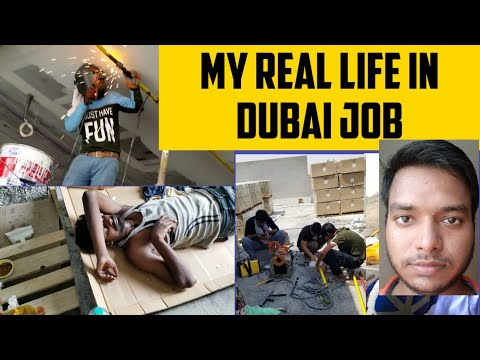 MY REAL LIFE IN DUBAI JOB. DUBAI WORKER LIFESTYLE. LIFESTYLE IN DUBAI. Dubai labor life . uae vlogs