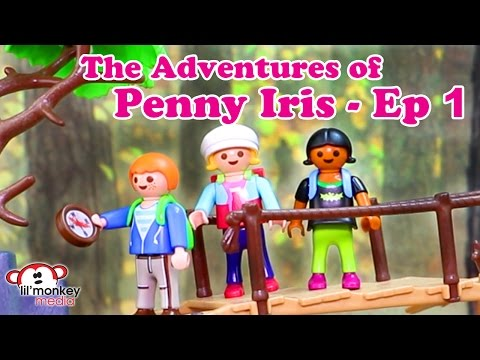 The Adventures of Penny Iris - Ep 1 The Clubhouse | Choose Penny