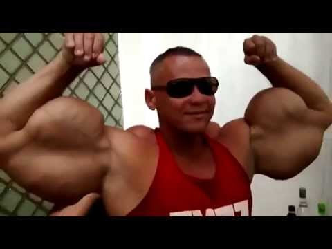 f69898dcaffeac Synthol Freak is Back   Even More Pumped! New Video - YouTube