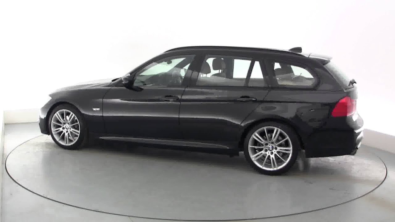 2010 bmw 3 series 320d m sport business edition touring youtube. Black Bedroom Furniture Sets. Home Design Ideas