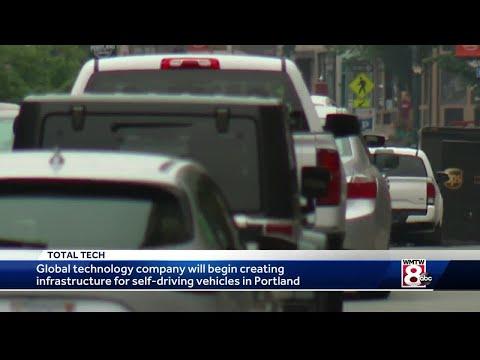 Portland chosen for self-driving car pilot program