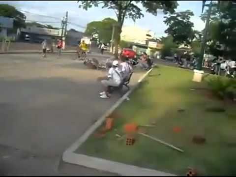 Video 100 vụ tai nạn hài hước ngớ ngẩn nhất