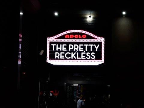 Concierto The Pretty Reckless Barcelona 2017 I #VLOG