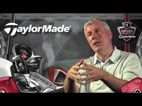 Interview with TaylorMade 2013