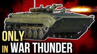 Only in War Thunder!