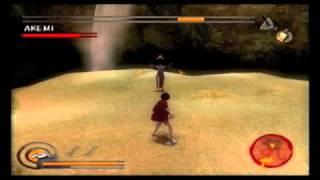 Red ninja end of honor part 29 snake lady is down ya