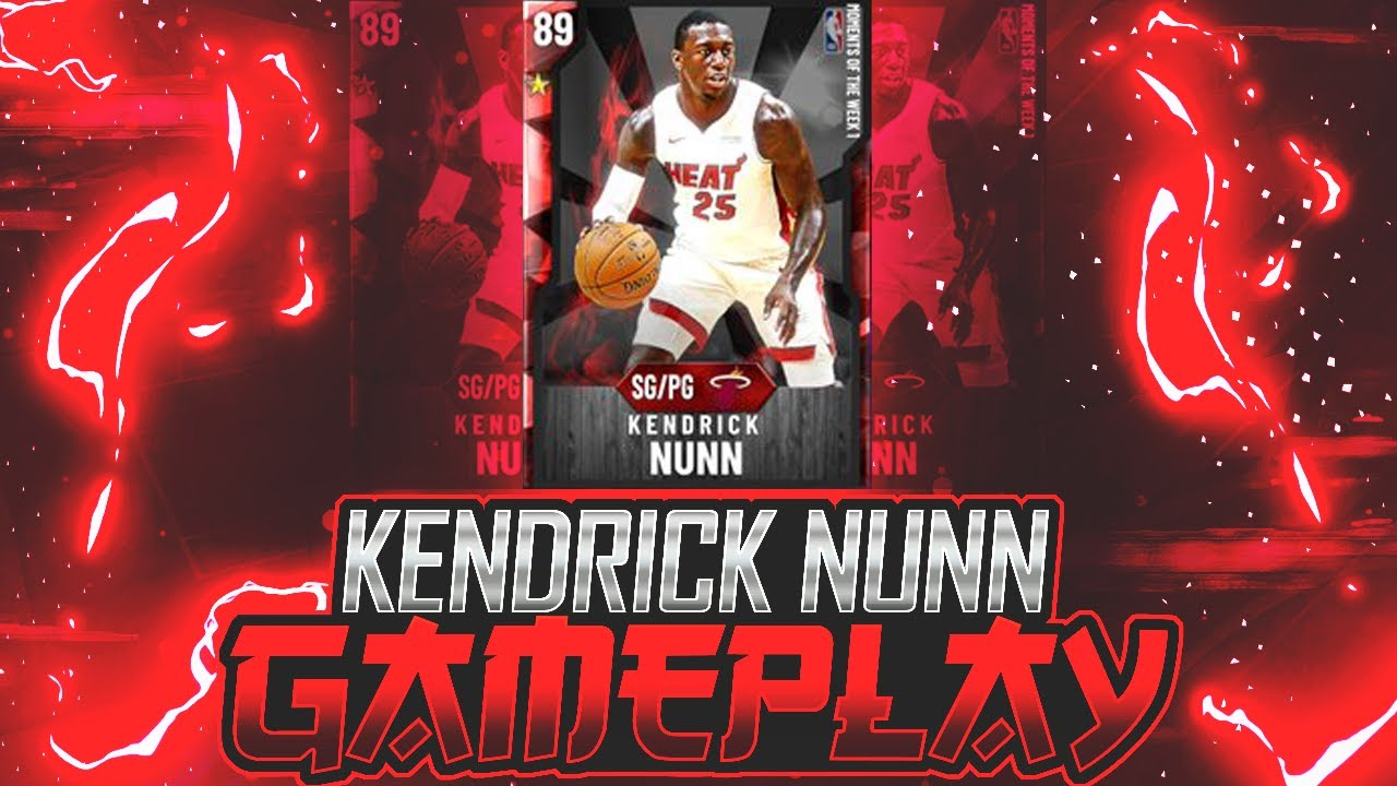 THIS 2K MT EMERALD EVOLVES INTO THE BEST RUBY IN THE GAME!! RUBY KENDRICK NUNN GAMEPLAY!!