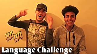 Hilarious Language Challenge! - (Arabic vs Somali)