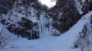 平湯大滝公園