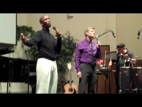 Steve Green & Derrick Hall - (duet)  - Teach Me To Love