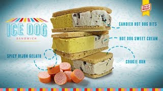 Oscar Meyer Unleashes Hot Dog Ice Cream Sandwiches on NYC | NBC New York
