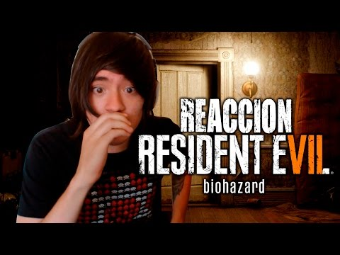 Mi ReacciÓN A Resident Evil 7