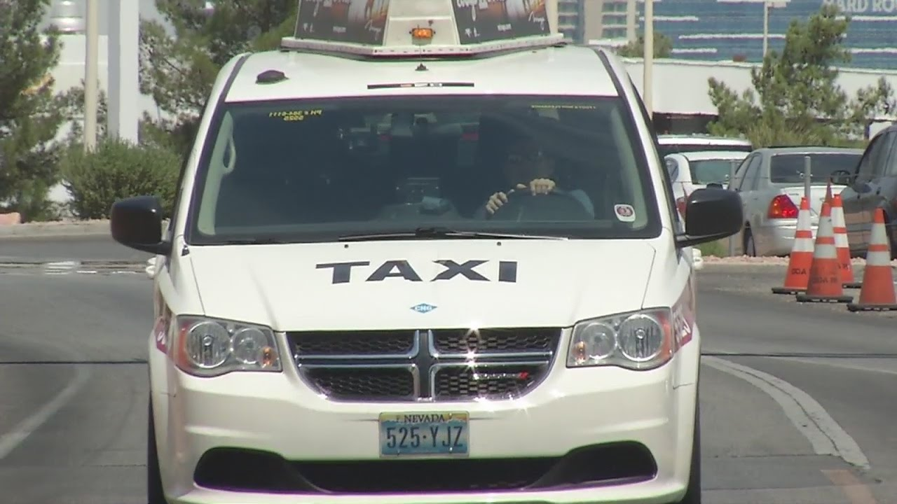 Taxitarif Las Vegas auf Taxi-Rechnerde