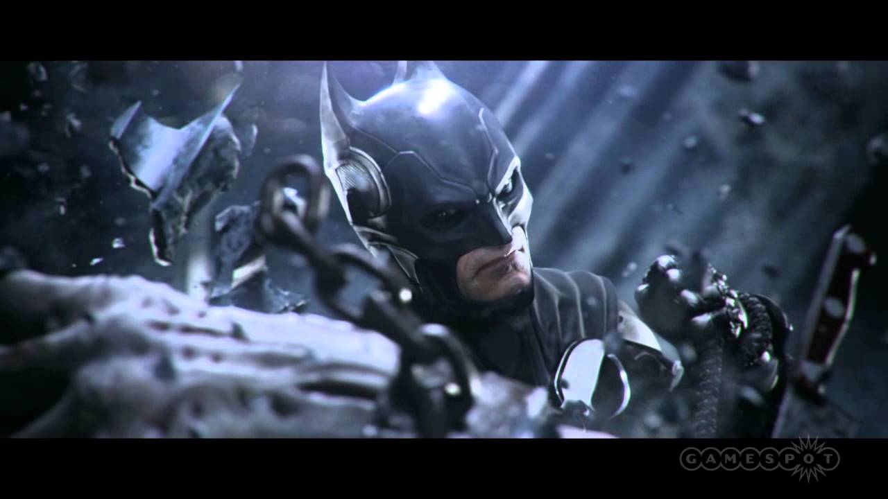 Injustice gods among us announcement trailer youtube voltagebd Choice Image