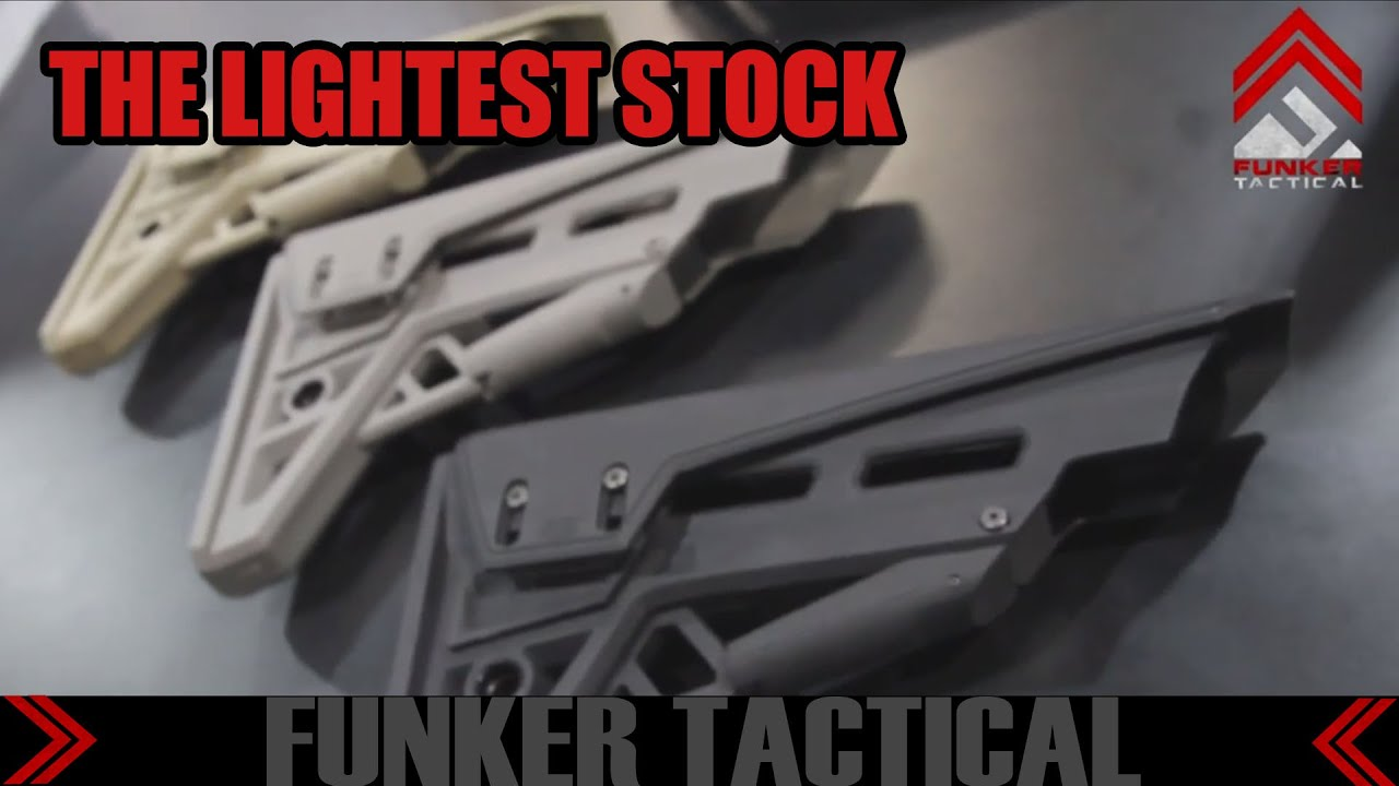 ATI TactLite | The Lightest Stock On The Market?