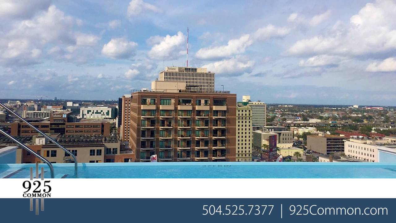 925 common luxury apartments | apartments in new orleans - youtube