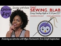 That Sewing Blab Ep. 45: Discussing Sewing Knit Fabrics with Myra Rentmeester