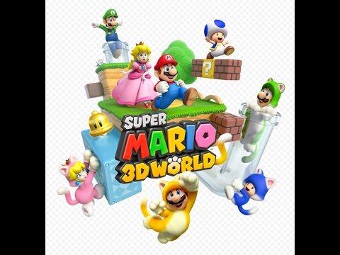 New Game Woo!! | Super Mario 3D World
