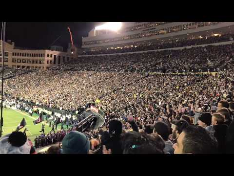 University of Colorado fight song