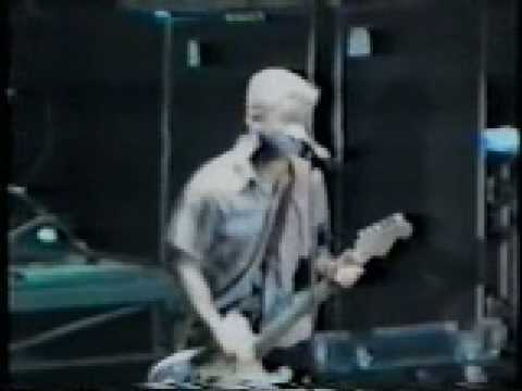 Green Day - Armatage Shanks [Live @ Rome, Italy 1996]