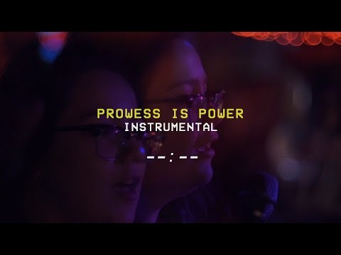 The Modern Electric - Prowess Is Power (Instrumental) Official Music Video