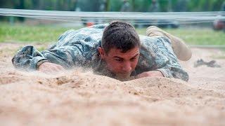 Newly enlisted Soldiers define teamwork during Warrior Challenge