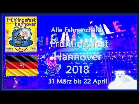 Alle Fahrgeschäfte | Hannover Frühlingsfest (2018)