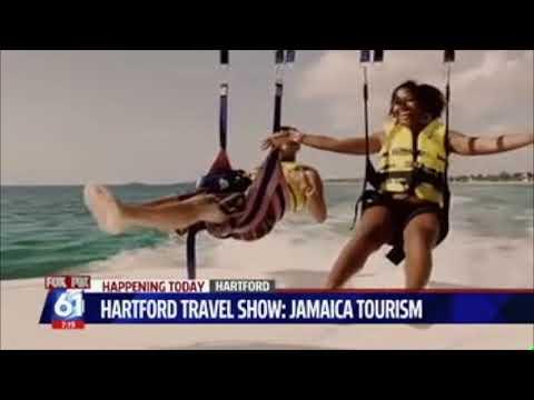 Hartford Courant Travel Show - Jamaica