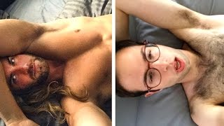 Normal Dude Recreates The Sexiest Photos On Instagram • Single AF(I brought in Instagram's sexiest man to help me land a date. Check back tomorrow for episode 2! Featuring Brock O'Hurn https://instagram.com/brockohurn ..., 2015-12-12T21:00:01.000Z)