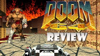 Doom 64 (Switch) Review (Video Game Video Review)