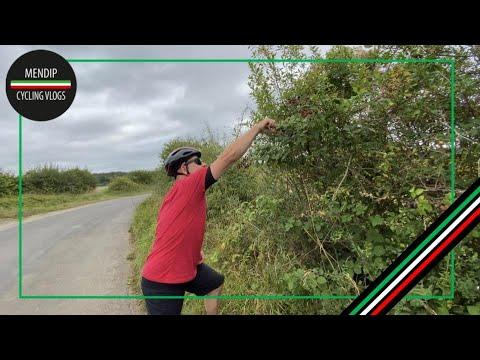 Bicycle Touring- We Found More Gravel, Than Food! Ep 4 thumbnail