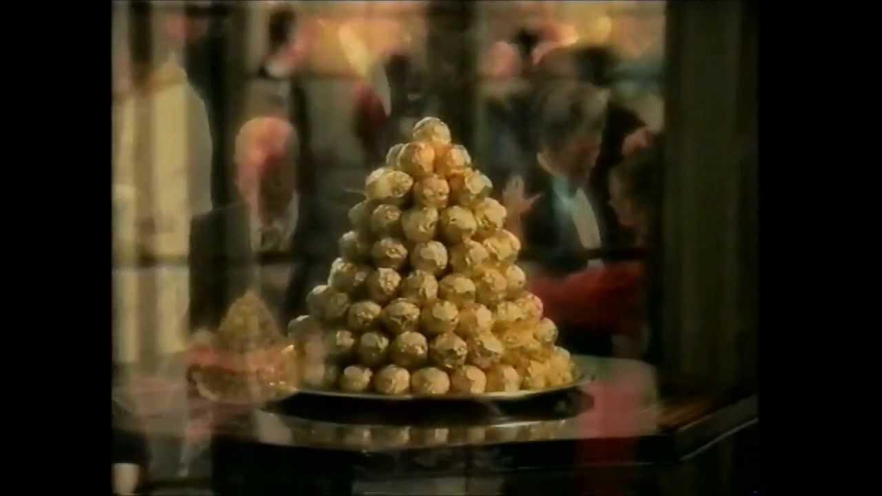Television Archive: Ferrero Rocher ambassador's reception
