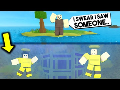 GOD TRIBE Had A SECRET UNDERWATER Base.. What's Inside Will SHOCK YOU! (Roblox Booga Booga)