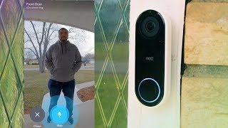 Nest Hello Video Doorbell // 30 Days of Real World Usage! thumbnail