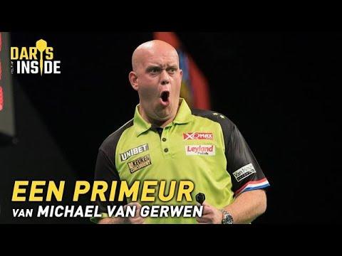 Michael van Gerwen met een PRIMEUR! | DARTS INSIDE
